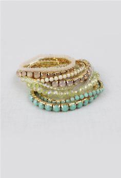 Midnight Shimmers Bracelet