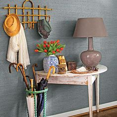 Small Space Organizing Tips | At the Front Door