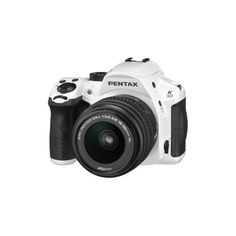 Pentax K-30 16.3 Megapixel Digital SLR Camera (Body with Lens Kit) - 18 mm - 55 mm - White (15679) - *** You can get additional details at the image link. (This is an Amazon Affiliate link and I receive a commission for the sales)