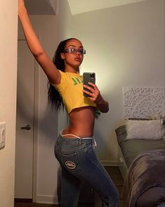 Swag Outfits, Girl Outfits, Cute Outfits, Fashion Outfits, 2000s Fashion, Teen Fashion, Womens Fashion, Ropa Hip Hop, Swag Girl Style