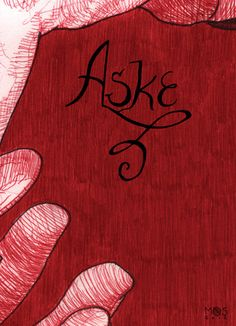 Aske, van Mikkel osted sauzet, bij passa porta bookshop Brussel?