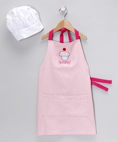 An apron for Baby Girl