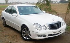 MERCEDES E 240 White Available in Chandigarh, Jalandhar, Ludhiana, Amritsar, Barnala, Bathinda, Hoshiarpur, Faridkot, Fatehgarh Sahib, Fazilka, Firozpur, Gurdaspur, Kapurthala, Mansa, Moga, Ajitgarh, Ropar, Muktsar, Shahid Bhagat Singh Nagar(first known as Nawan Shahr), Sangrur, Patiala, Pathankot, Tarn Taran