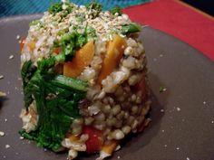 Semente: Trigo Sarraceno com Vegetais