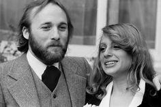 Stephen Stills and Véronique Sanson. Stephen Stills, Einstein, People, Folk, Smoking, Journal, Country, Famous Couples, Singers