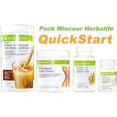 Découvrez comment maigrir de 3 à 5 kilos par mois et rester mince avec le Pack minceur Herbalife Quicksart, le Pack minceur du n°1 des repas sous forme de shakes dans le monde.