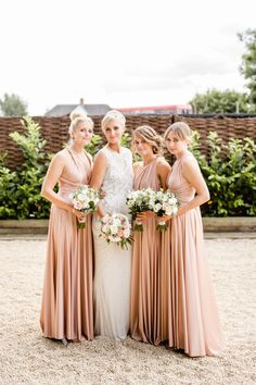 These are my bridesmaid dresses! Color and all! A*  Image by Ann-Kathrin Koch Photography