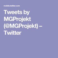 Tweets by MGProjekt (@MGProjekt) – Twitter