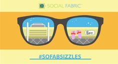 #SoFabSizzles Soak up the Summer Inspiration