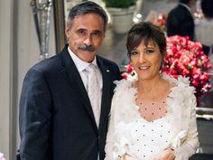Oscar Magrini e Natalia do Vale / Cel Nunes e Aida . Salve Jorge