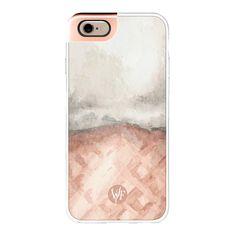iPhone 6 Plus/6/5/5s/5c Metaluxe Case - Ice Cream Everywhere - Vanilla... ($50) ❤ liked on Polyvore
