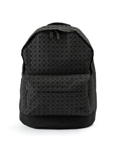 BAO BAO ISSEY MIYAKE geometric design backpack.  baobaoisseymiyake  bags   pvc  nylon  backpacks  polyester   e83c1618709c2