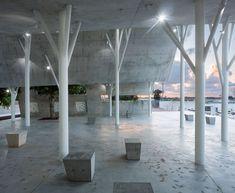 ron-shenkin-studio-open-sided-shelter-pardesia-isreal-designboom-02