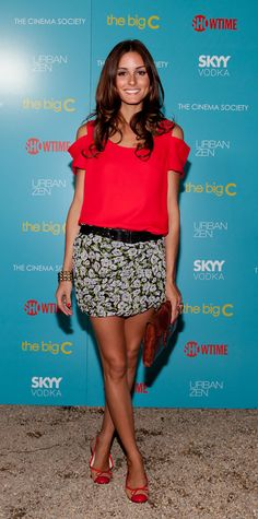 """Olivia Palermo Photos: Showtime With The Cinema Society Host A Screening Of """"The…"""