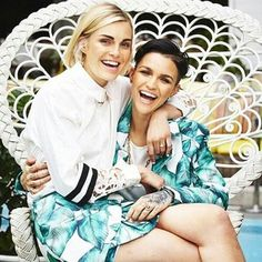 Ugh, stop you two.   Can We All Just Take A Moment To Appreciate Ruby Rose?