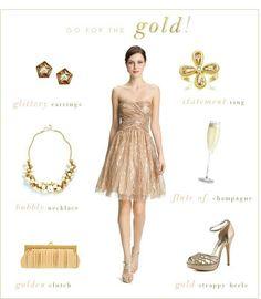 gold dress matching shoes dress uk