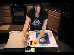 EZScreenPrint - How To Screen Print a T-Shirt