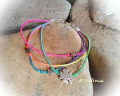 Armband  ♥   Lucky Stars   ♥ von Andressâ auf DaWanda.com