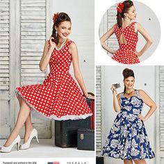Misses and Plus Size Dresses