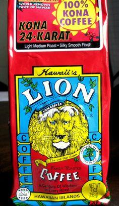 Would make a GREAT iced coffee!  100% Kona Coffee
