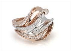 Giorgio Visconti collezione 2016. Le immagini di quattro linee di gioielli della collezione 2016 di Giorgio Visconti: anelli, bracciali e orecchini.