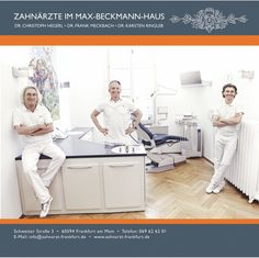 The Frankfurt office of Hegerl, Meckbach and Ringleb is unique thanks to the comprehensive specialty care it offers in one location. 	 	Three dual-qualified specialists, an internationally-recognized authority in the field of esthetic dentistry and three dental hygienists, who are experts in the field of periodontal treatment, work together to achieve optimum treatment outcome for the patient.  	On behalf of the doctors and staff, thank you for choosing our office to meet your and your ...