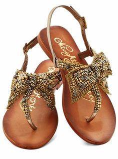 Beautiful Spring Sandals