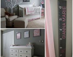 Wooden height chart kids height chart nursery decor family height chart for boys wooden growth chart children height chart children