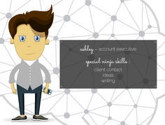 Ashley - Account Exectutive