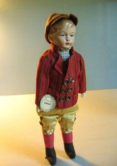 Finnish Martta Pekka doll