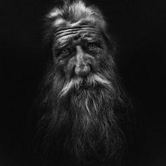 Emotional Portraits by Lee Jeffries    I really like this guy's work, and I see my internal self (at times) in this picture