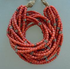 Yemen Coral and Silver