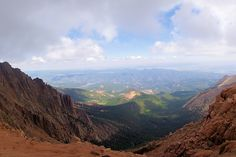 A View from Pikes Peak, Colorado, September 10, 2011 (pinned by haw-creek.com)