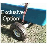 Strap on Dolly w/ 10 inch air tires