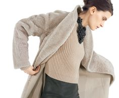 Look 45 | Women | Fall Winter 2014/2015 | Collections | Brunello Cucinelli