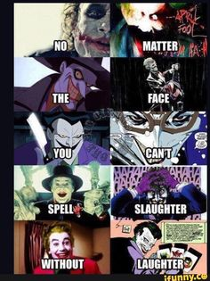 Image result for joker slaughter quote