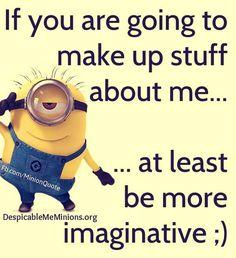 Sunday Minions Funny quotes (04:21:56 PM, Sunday 15, November 2015 PST) – 10 pics