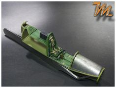 cockpit Bell P-39Q Airacobra, USAF, Eduard 1:48, military airplane plastic scale model build article.