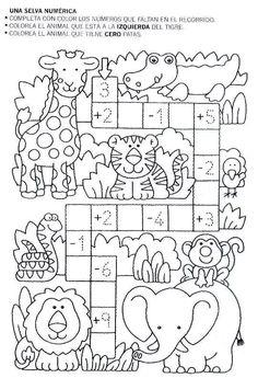 Kids Discover Vera Cunha& media content and analytics Preschool Math Kindergarten Math Teaching Math School Worksheets Worksheets For Kids Math Games Preschool Activities Le Zoo Math Addition Preschool Math, Preschool Worksheets, Kindergarten Math, Teaching Math, Math For Kids, Fun Math, Math Games, Preschool Activities, Math School