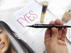 collistar eyeliner shock linka testovanie  http://www.elimakeupartistblog.com/testovanie-noviniek-collistar/