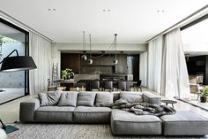 Workroom, Love this sofa, have to find out where is it from, the house is in Melbourne.