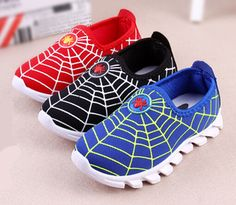 40db071663181c big boys mesh shoes slip on sneakers trainers spider kids flats sports  fashion shose zapato spring