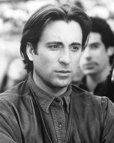 Picture: Andy Garcia in 'Steal Big, Steal Little.' Pic is in a photo gallery for Andy García featuring 32 pictures. Andy Garcia, Sean Casey, Meg Ryan, Black And White People, Ellen Pompeo, Cinema, Robert Redford, Hollywood, Most Handsome Men