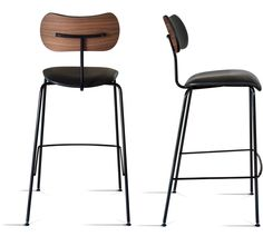 Nod High Stool - Contract Furniture Store  - 1