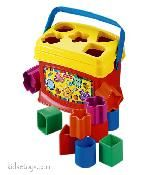 Baby First Blocks, buy cheap Educational toys by age, 6 to 12 months online