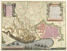 Pieter van Call (II) | Kaart van het beleg van Barcelona, 1706, Pieter van Call (II), Anna Beeck, unknown, 1706 | Kaart van het beleg van Barcelona door de Fransen en Spanjaarden vanaf april maar ontzet door de Geallieerden op 12 mei 1706. Bij het kasteel is een beweegbaar flapje geplakt.