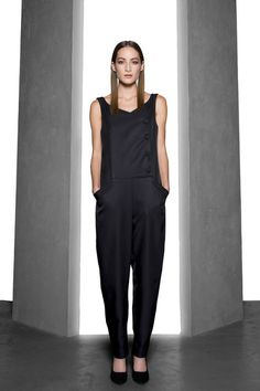 Cerre Spring 2014 Ready-to-Wear Collection Slideshow on Style.com Very nice take on the jumpsuit :)