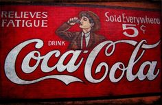 Drink Coca Cola, via Flickr.