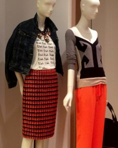 J.Crew London flagship store. J Crew Style, My Style, J Crew Outfits, Gamine Style, Classic White Shirt, Store Windows, Shop Local, Celebrity Outfits, Pencil Skirts