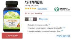 Ashwagandha Benefits and Risks for Mood and Health